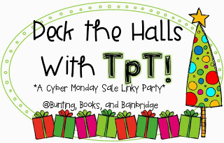 Deck The Halls with TPT! (A Linky)