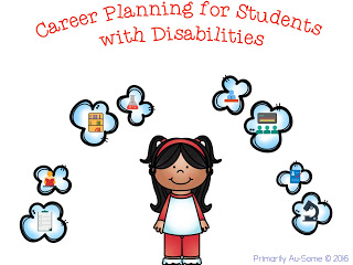 Career Planning & Portfolios for Students with Disabilities