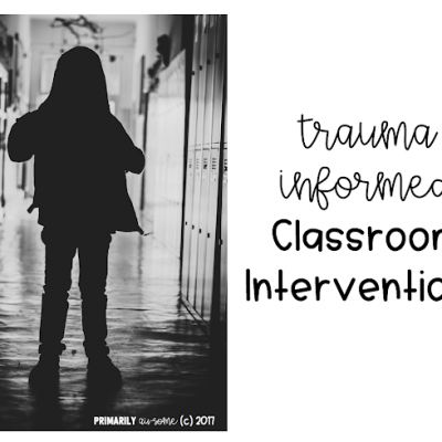 Trauma Informed Interventions